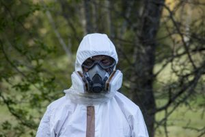 Asbestdach entsorgen in Düsseldorf